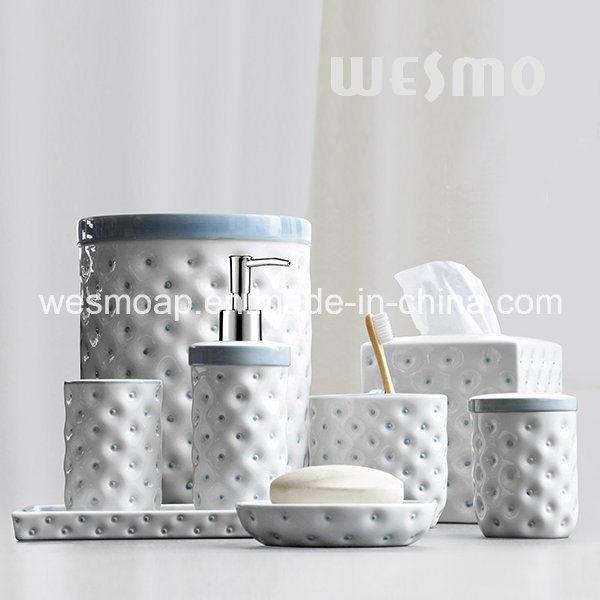 Chesterfield Porcelain Bathroom Set (WBC0640A)