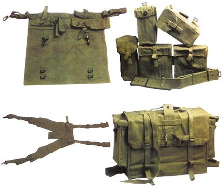 Webbing Equipment Pattern 1958 Rucksack