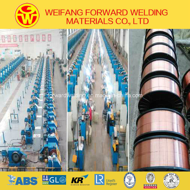 0.8mm Welding Wire Er70s-6