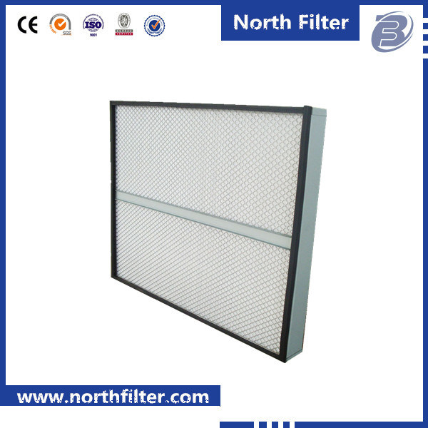 Manufacturer Direct Sale Mini-Pleat HEPA Filter
