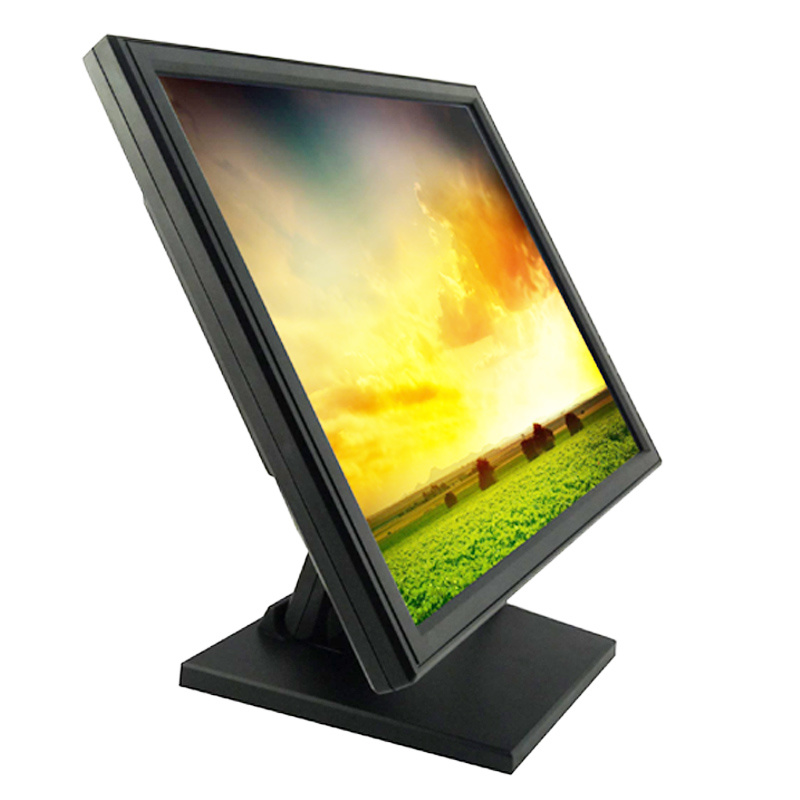 17 Inch TFT LCD Monitor with Touchscreen for PC Display