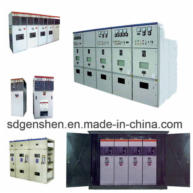 GS-Hxgn -12 High Voltage Power Distribution/Control Indoor Box Type (fixed) Metal Enclosed Ring Net Cabinet Switchgear Equipment