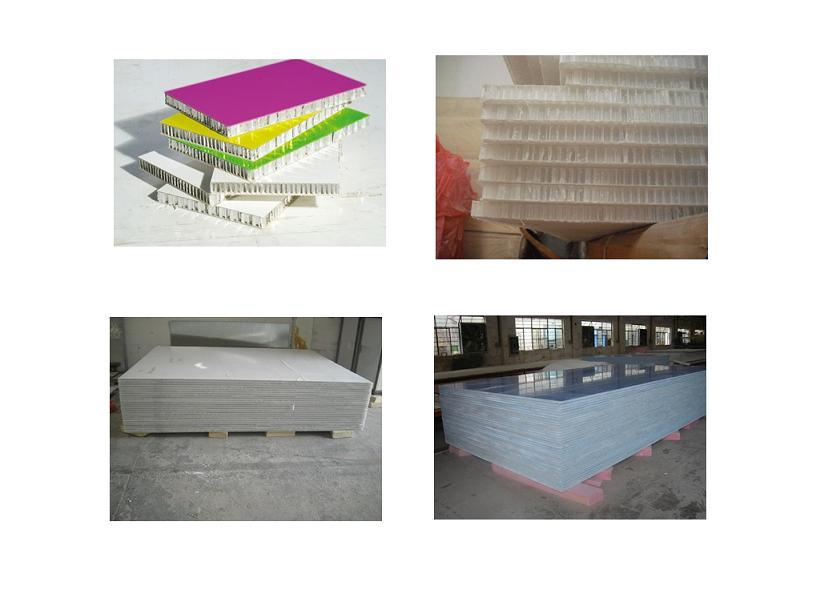 Fiberglass Honeycomb Composite Panel