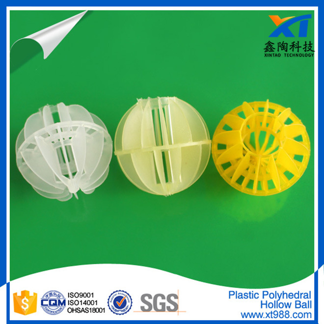 Polyhedral Hollow Ball Packing, Plastic Tower Packing