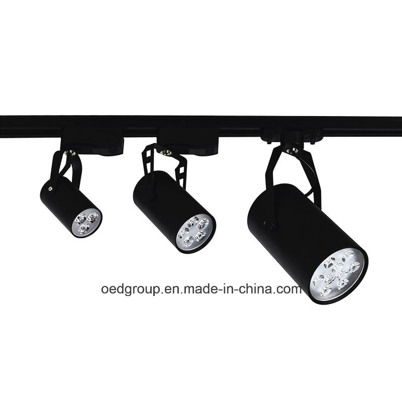 Newest Product 7W COB Dimmable LED Track Light