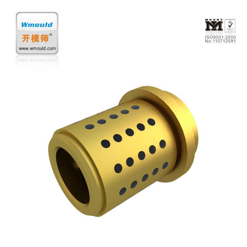 Brass Graphite Guide Bush Pillar Mold Components