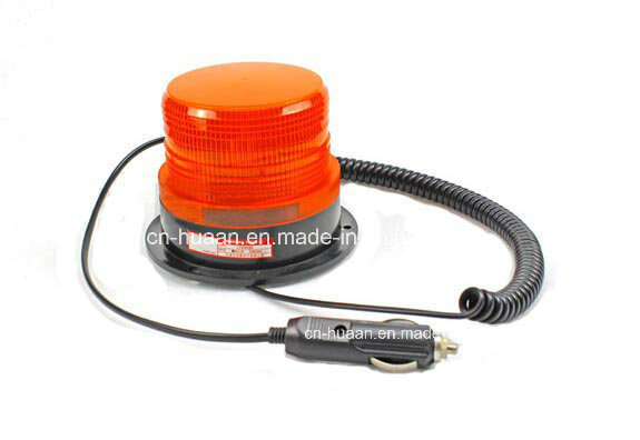 Rechargeable LED Flashing Strobe Warning Light
