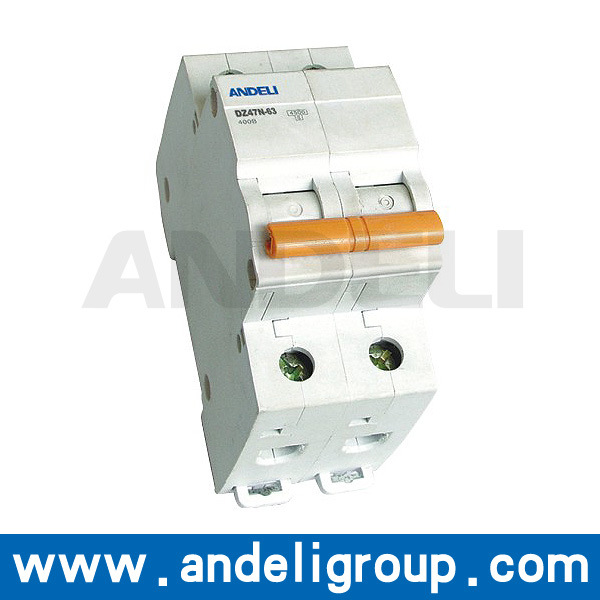 Dz47 MCB Miniature Circuit Breaker (DZ47N-63)