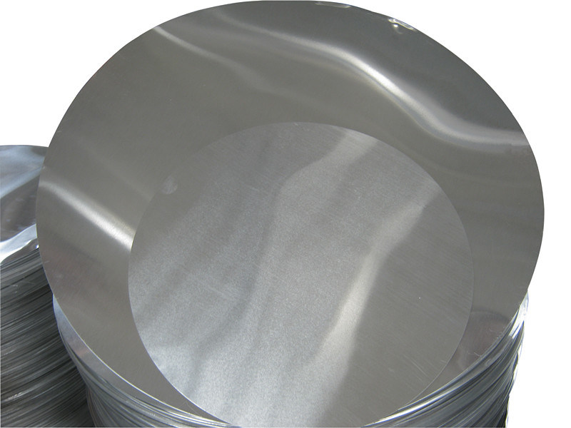 Anodized Aluminum Circle for Lighting
