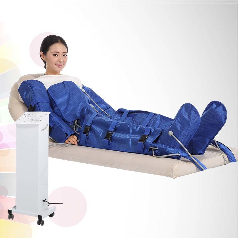 Pressotherapy Whole Body Massage Suit with Slimming Machine