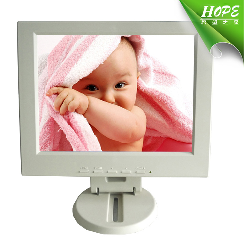 10 Inch LCD TV Monitor Small Mini Car Bus Monitor