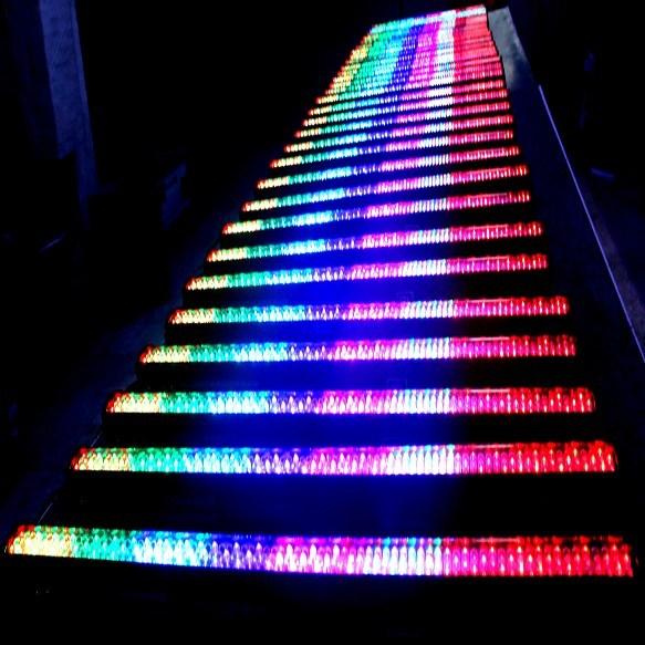 DMX Indoor RGB LED Bar Light