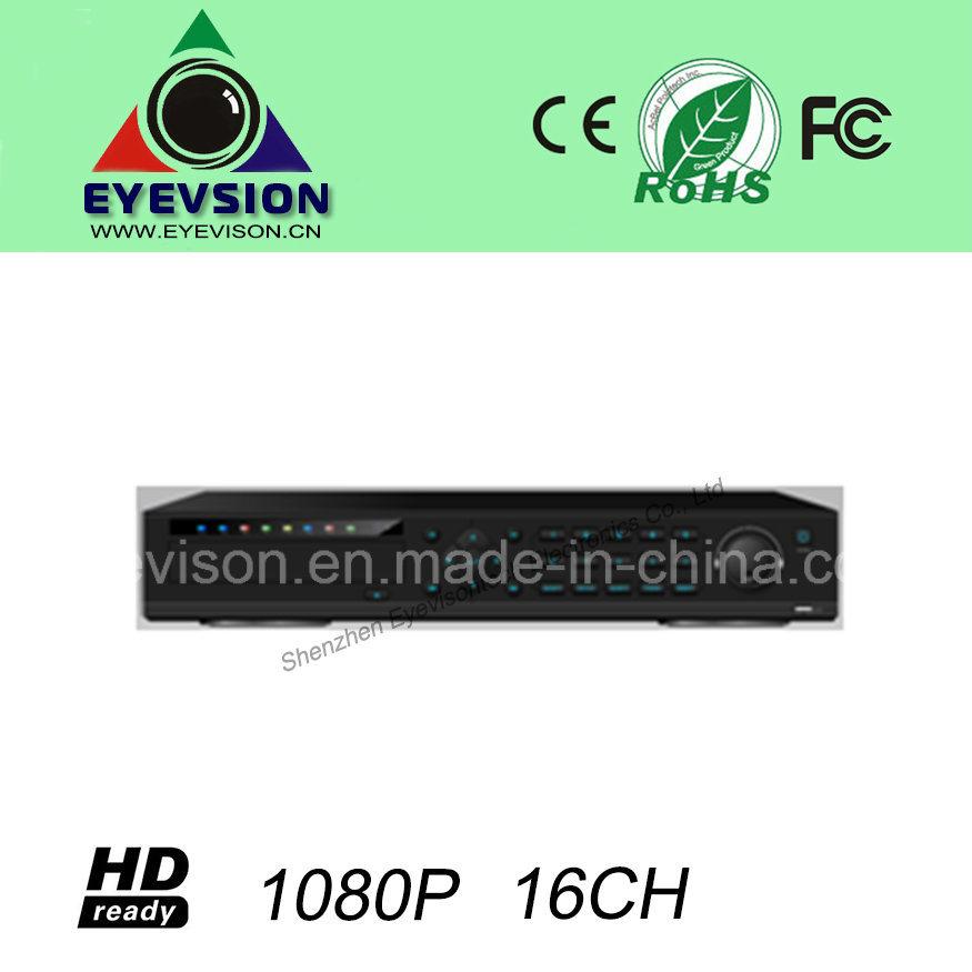 16CH H. 264 HD (1080P) IP Camera Security NVR (EV-CH16-H1407C)
