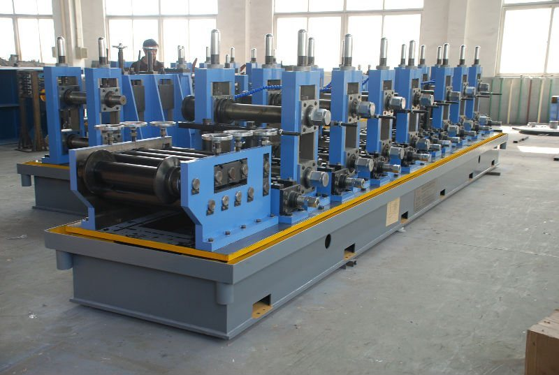 Wg50 High Frequency Welding Tube Mill Line