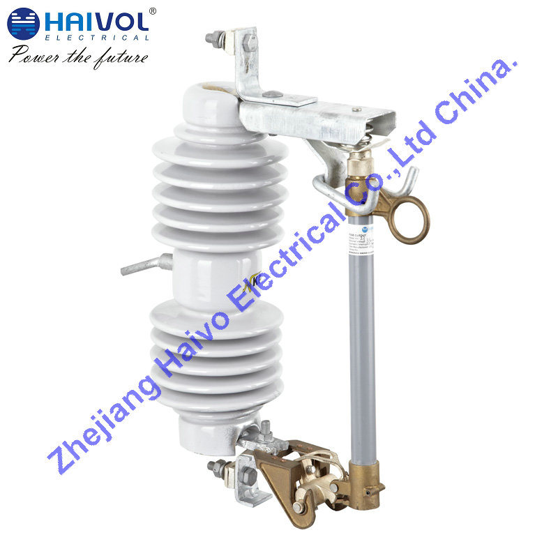 Outdoor Expulsion Drop-out Type Distribution Fuse Cutout 24kv