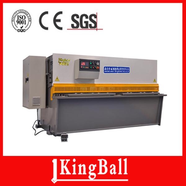 Hydraulic Shearing Machine QC12k Series, CNC Shearing Machine (QC12K 8X3200)