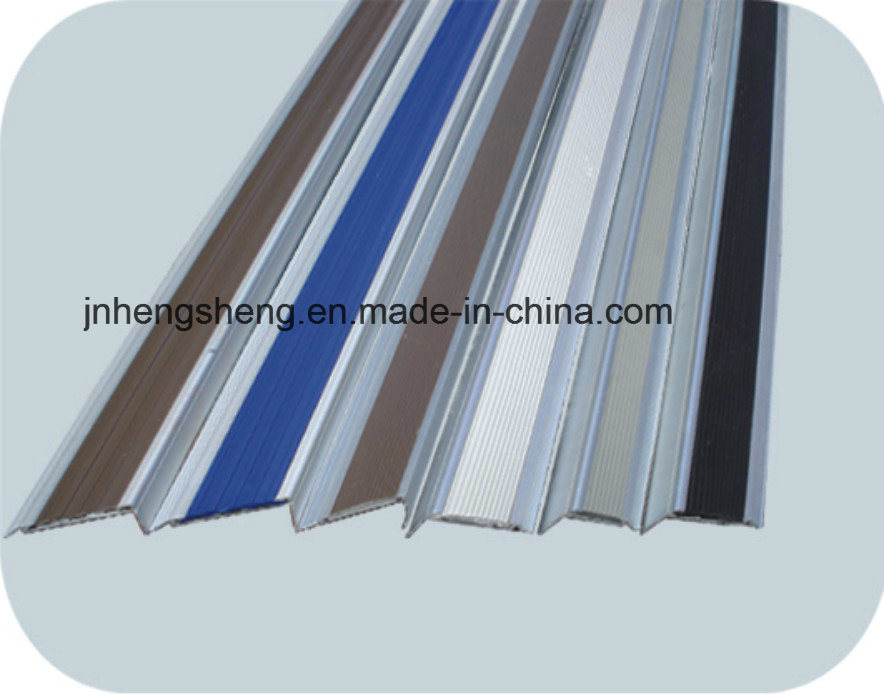 Factory Direct Ce Certification Stairs Protection Aluminum Anti-Slip & No Smell Strip Article Series