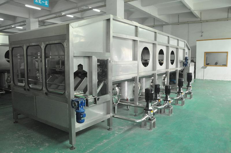 Automatic 5 Gallon Water Filling Machine