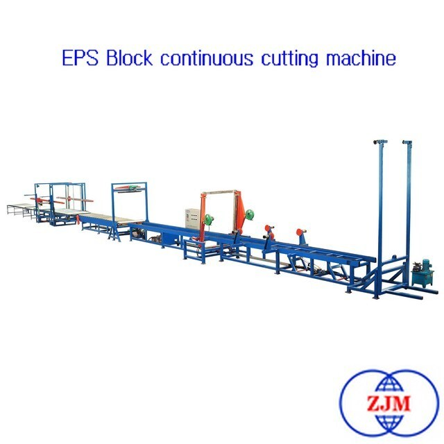 EPS Automatic Continuous Block Cutting Production Lines