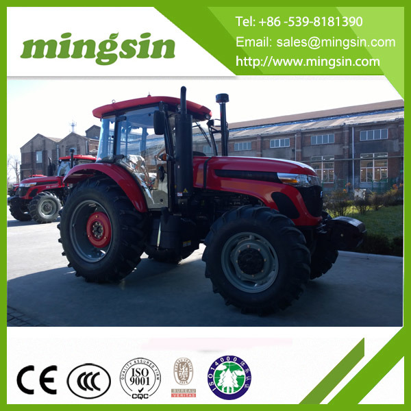 80HP 4 Wheel Tractor, Tractor