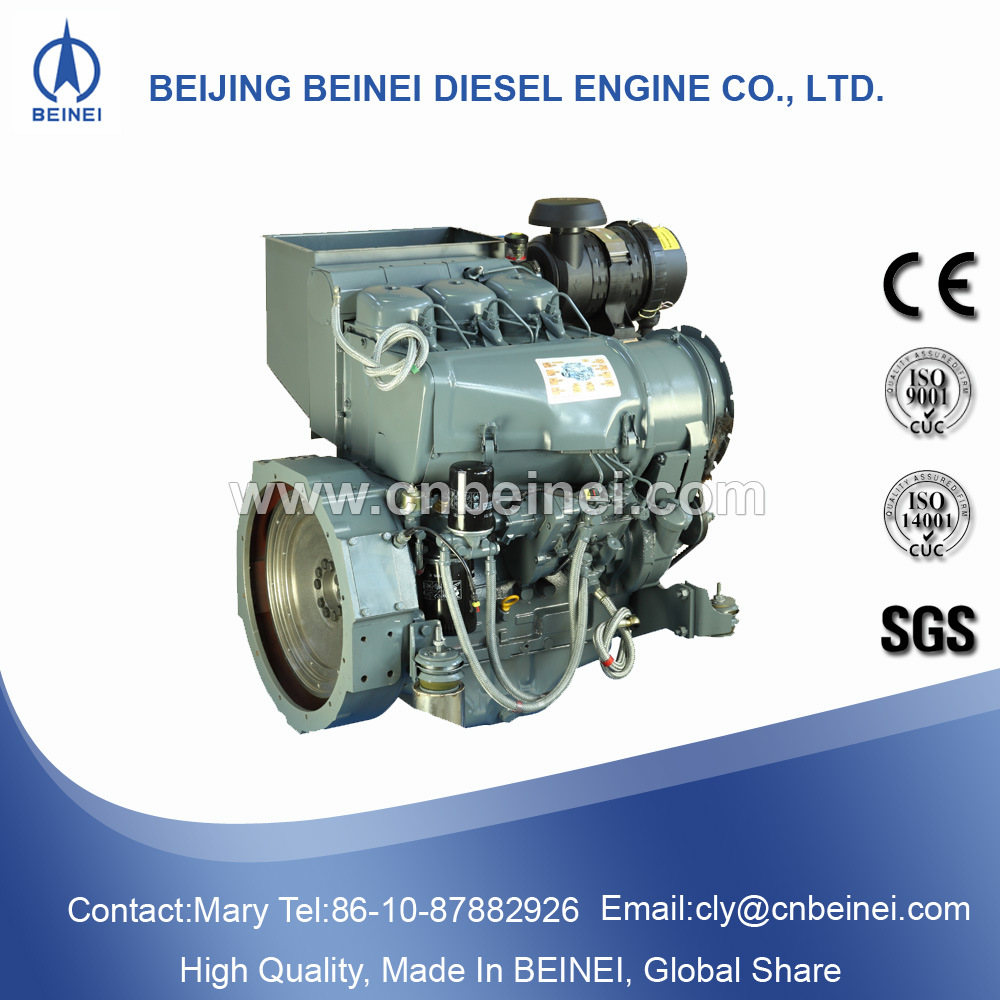 4 Stroke Air Cooled Diesel Motor F3l912