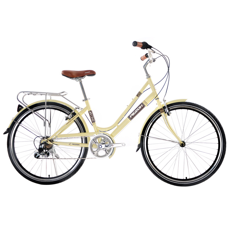 2016 Popular Europe Lady City Bike Retro Bicycle (FP-CB-U01)