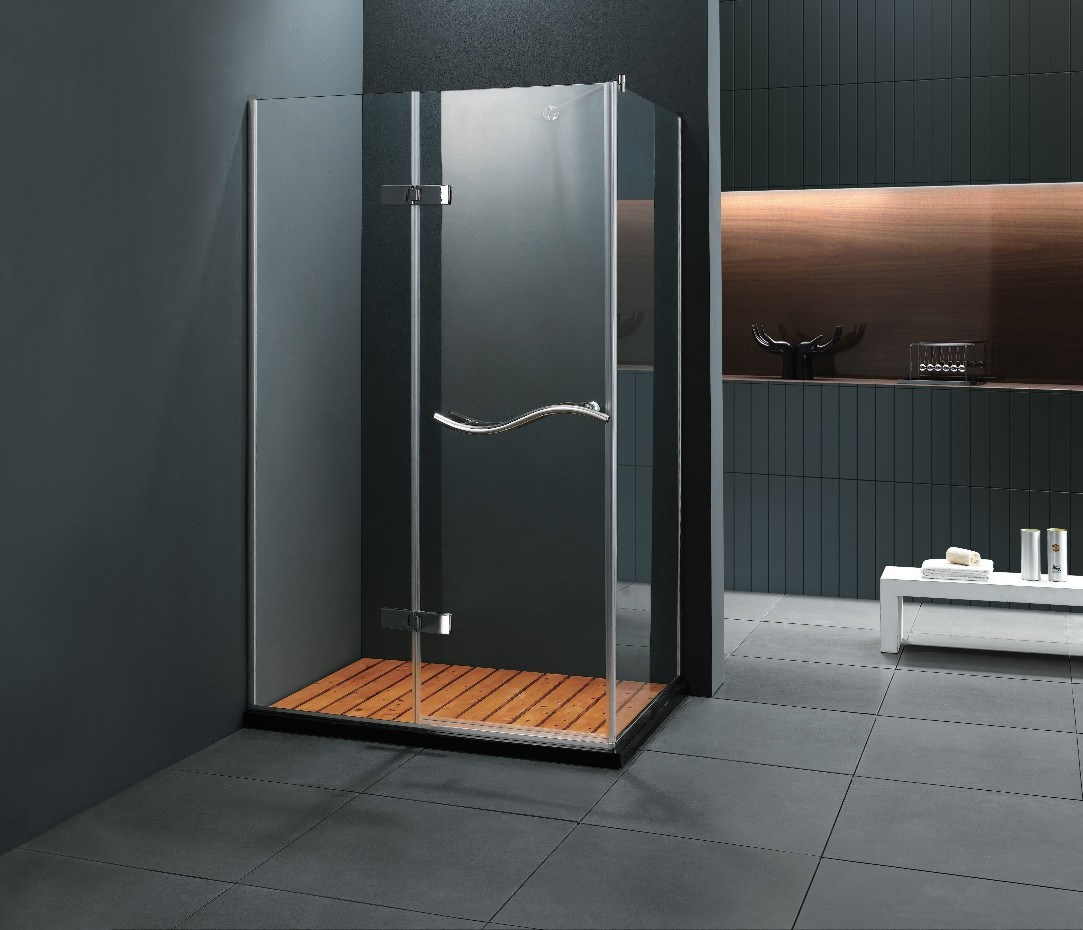 Tempered Glass Shower Enclosure (BA-L734)