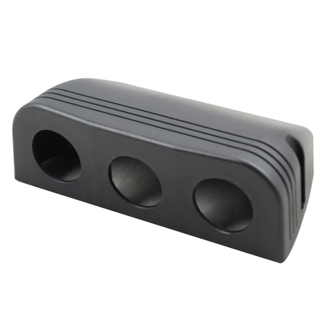Curv Mount Suface Electrical Power Sockets Single/Double Hole