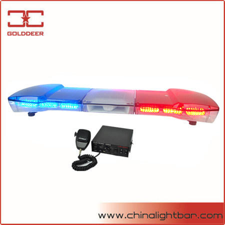 Police Car LED Warning Light Bar (TBDGA14126-16b)