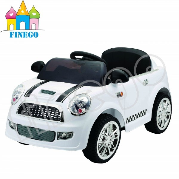 Electrical Battery Racing Toy Car, Baby Die Cast Car