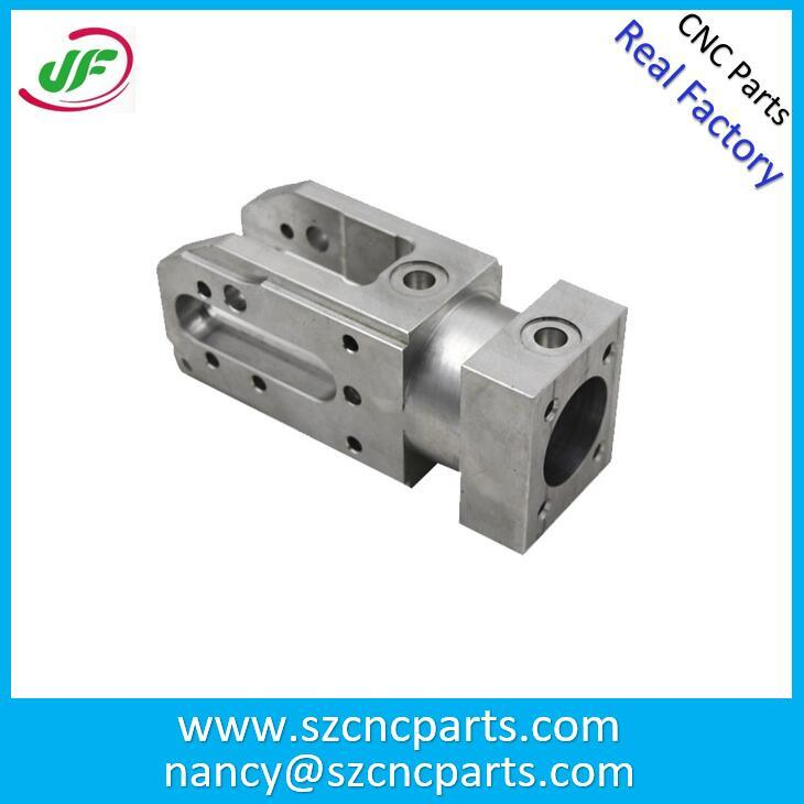 OEM Precision CNC Lathe Machine Parts / Precision Aluminum CNC Car Parts