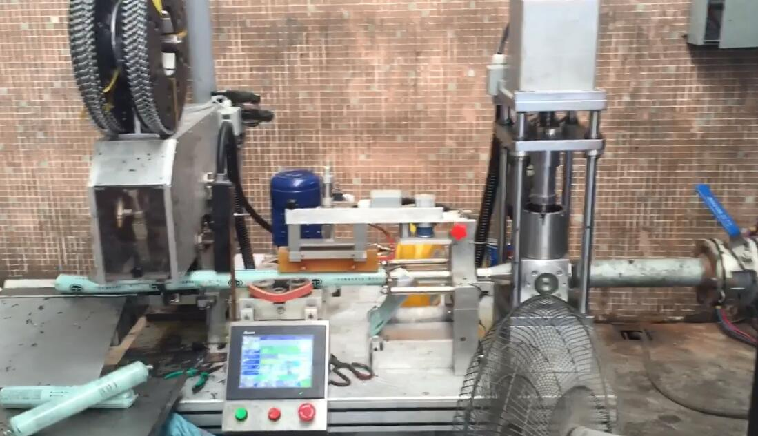 Full Automatic Sausage Filling Machine Sealant Machine Selant Filling Machine