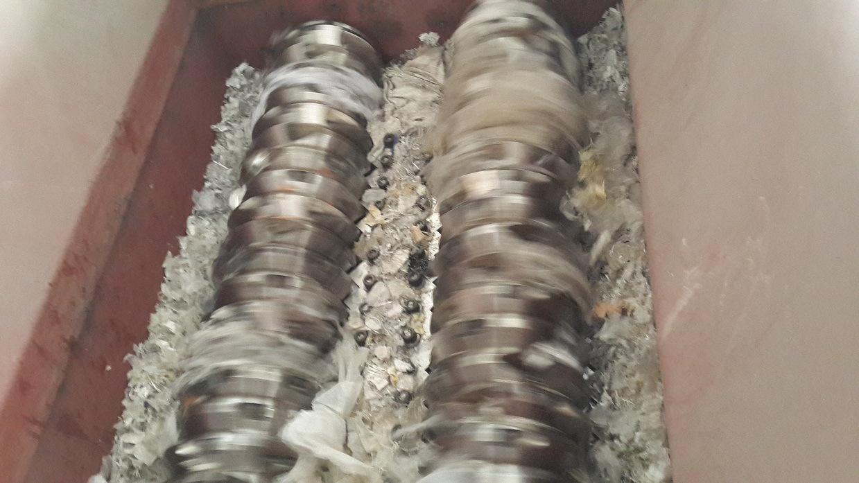 Plastic/Rubber/Drum/ Wood/ Tyre/Film/Lumps/Jumbo/ Woven Bags/Single Shaft/Double/Four Shaft Shredder