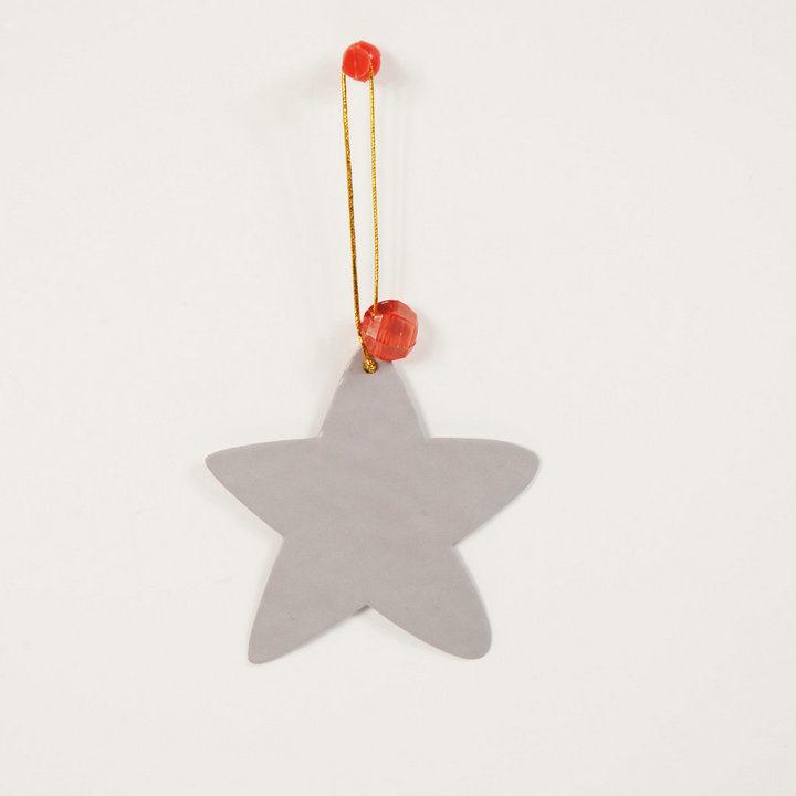 Hot En71 Standard Metal Star Decoration for Christmas