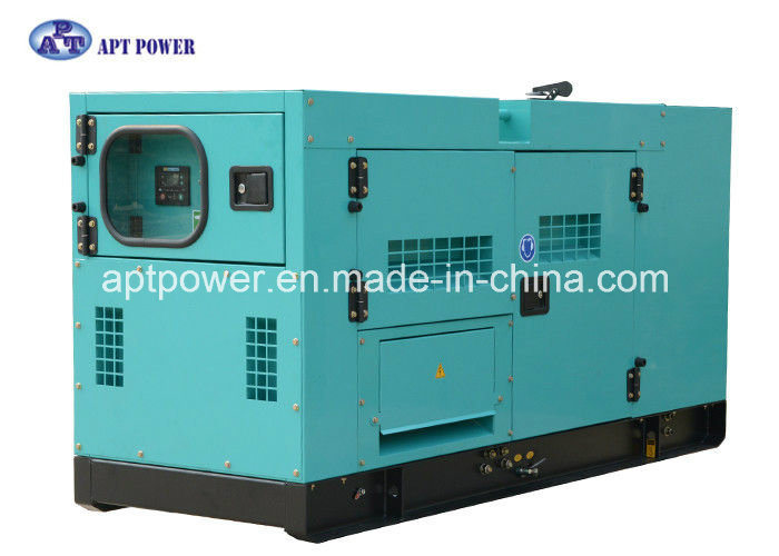 100kVA Diesel Power Generator Set with Cummins Diesel Engine 6bt5.9-G