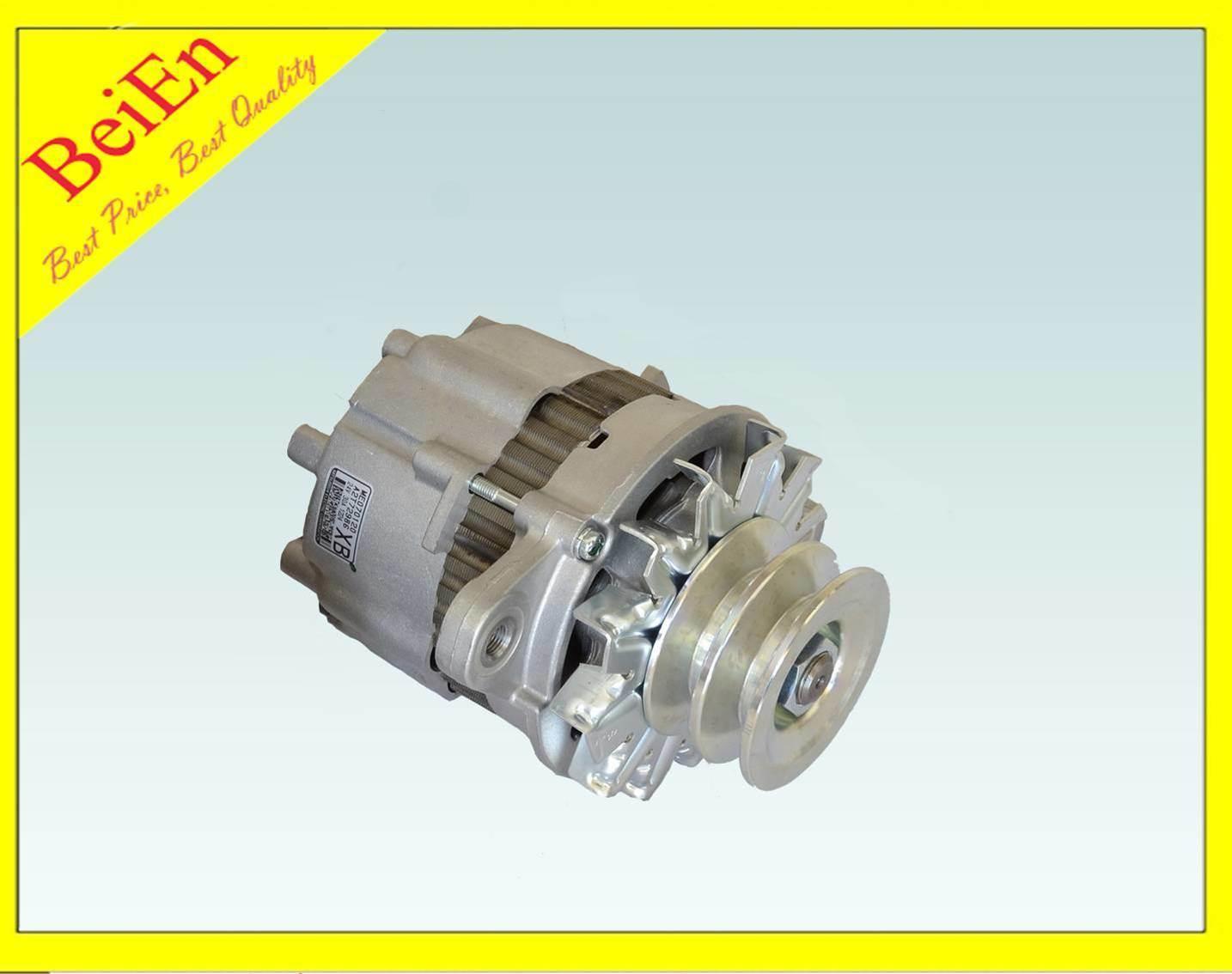 E320 Generator for Mitsubishi Excavator Engine Me070120-30A