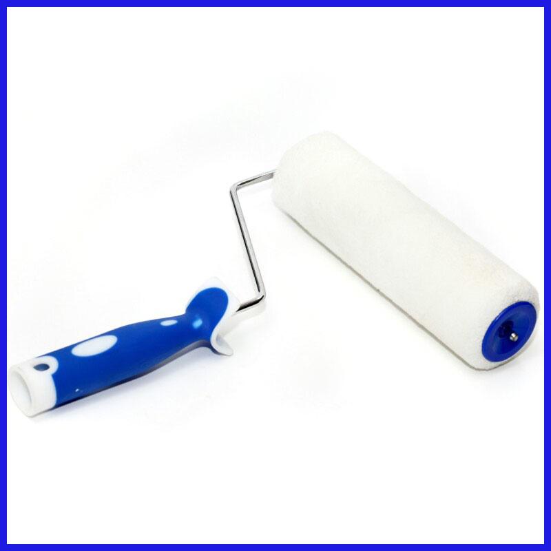 RC-CS-005 Double Color Plastic Handle Paint Roller
