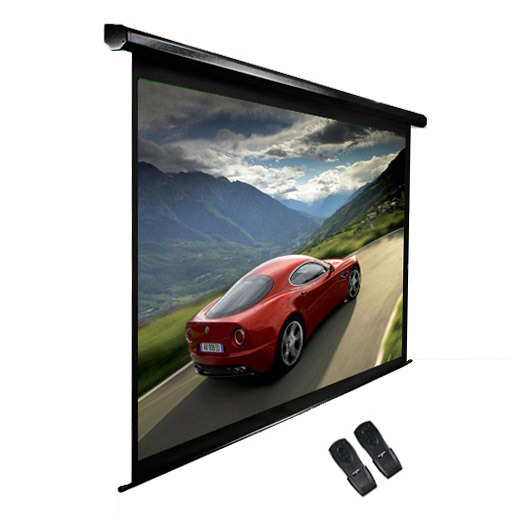 Motorized Projector Screen and Electric Projector Screen with High Quality