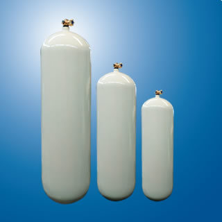Type-1 CNG Cylinder for Vehicle