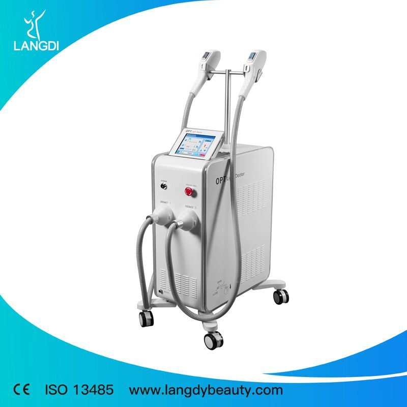 2017 High Quality Multifunctional IPL Shr Hair Removal Machine