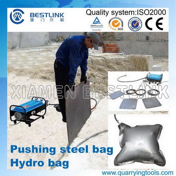 Hydro Steel Cushion Water Jacks Bag