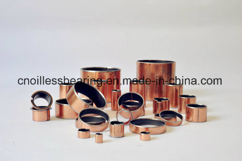 Wrapped Bronze Bearing for Auto Part