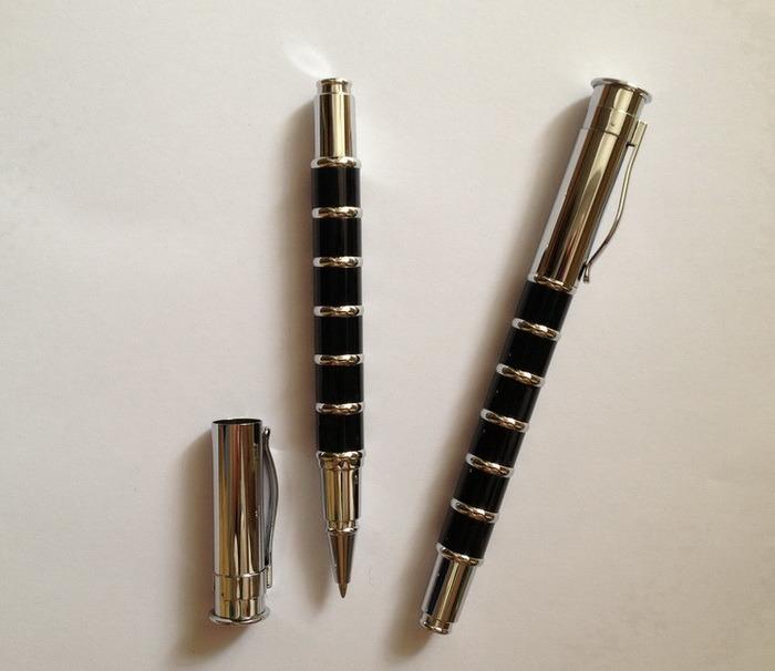 Metal ball pen roller gift pens china