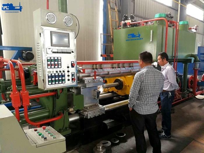 Automatic Aluminium Extrusion Press with Rexroth Pump