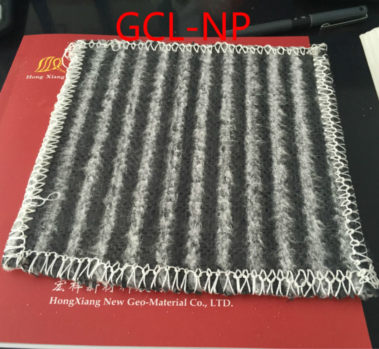 Needle Punched Geosynthetic Clay Liner
