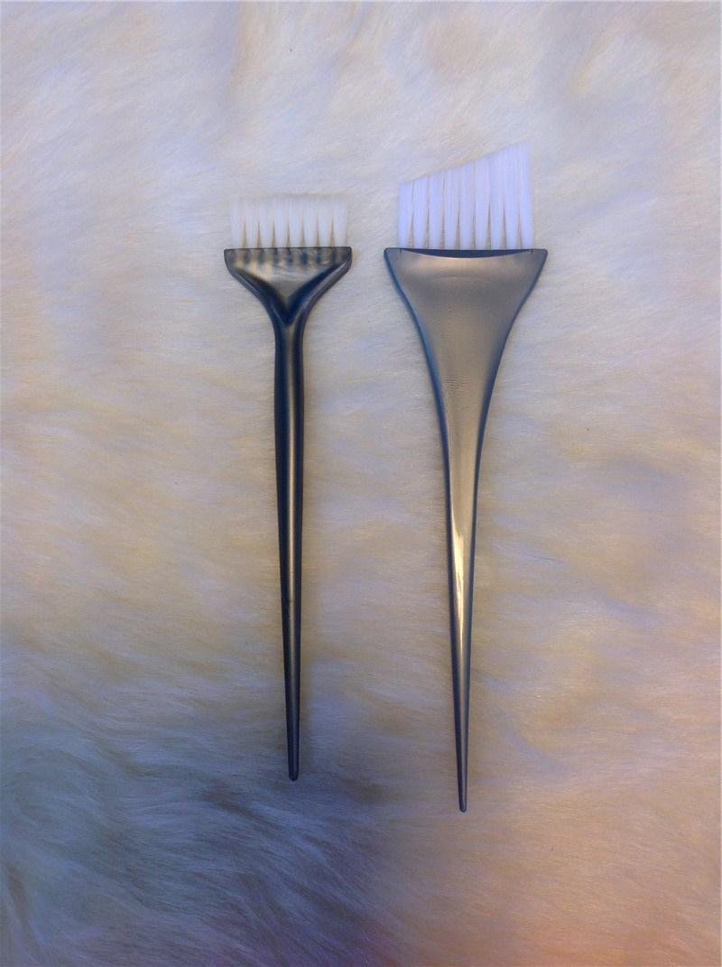 Hair Tinting Brush Comb Hair Dying Brush (T018)