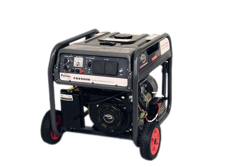 2kw-7kw Electric Power Portable Gasoline Generator Set for Sale