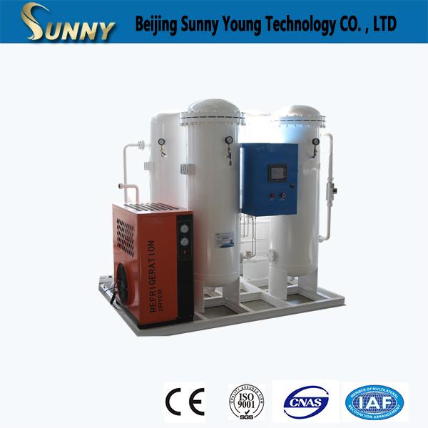 95% Oxygen Generator for Medical/Hospital