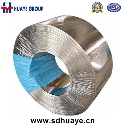 Hot and Cold Rolled Stainless Steel Strips Grade 201, 430