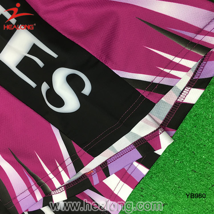 Healong Dropship Fully Dye Sublimation Bespoke Netball Skirt